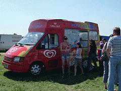アイスクリーム売り